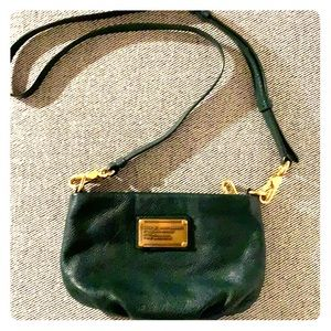Marc by Marc Jacobs green crossbody bag